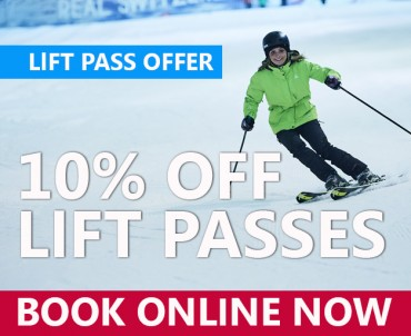 10% OFF LIFT PASSES - SWISS