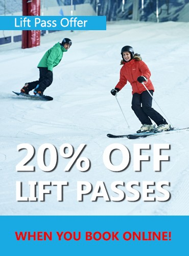 20 of Lift Passes - Swiss