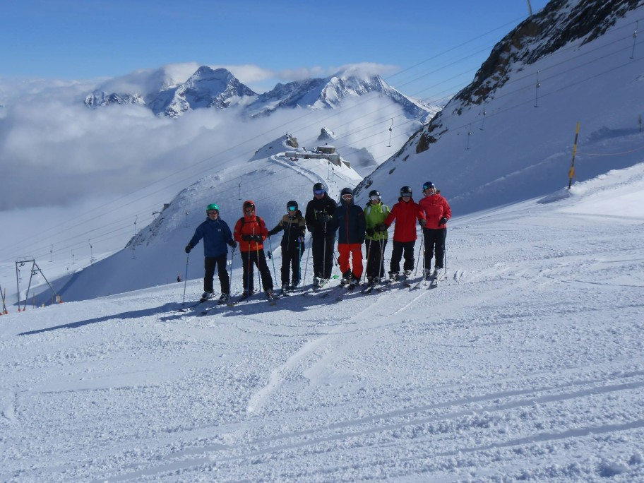 Meet New Ski Buddies on a Group Trip to Switzerland