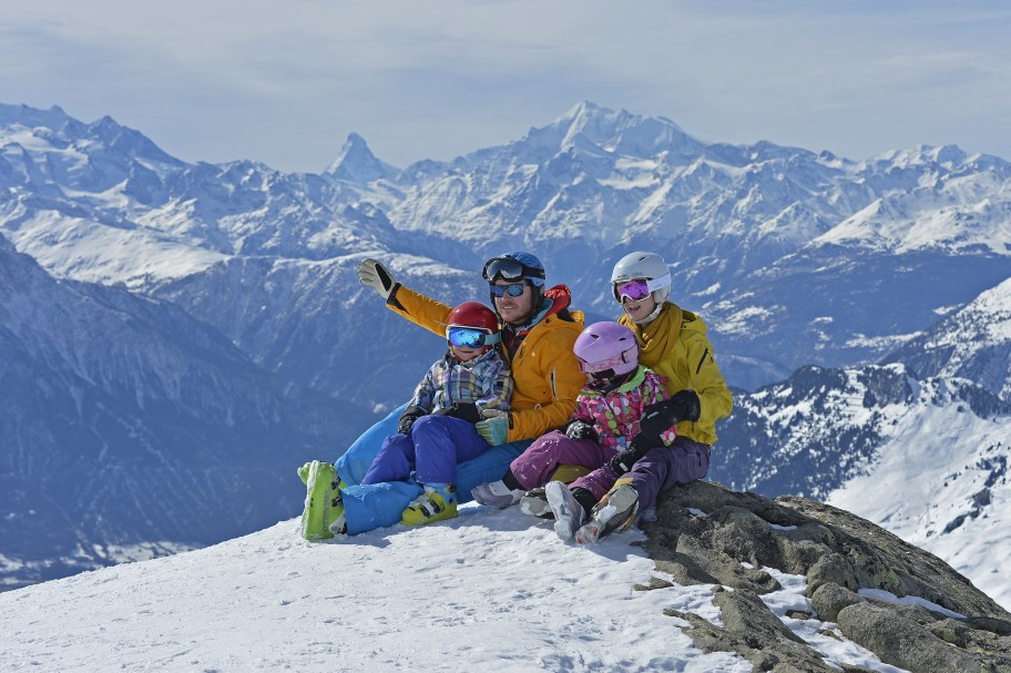 Family Ski Holidays Swiss Side