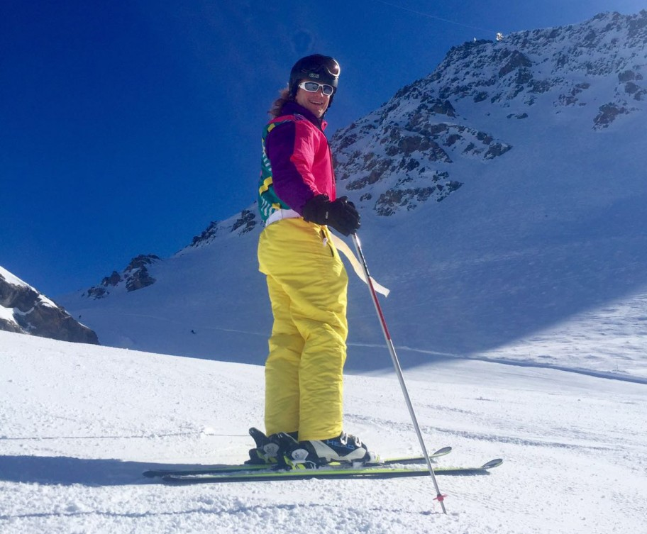 10 things you did if you grew up skiing in the 80's!