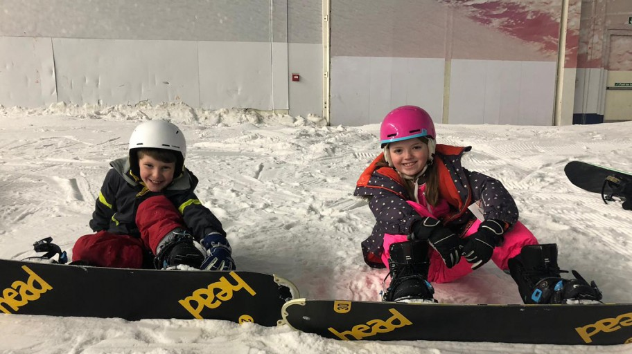 10-Year-Old Shares Birthday with The Snow Centre - Now Snowboards Free