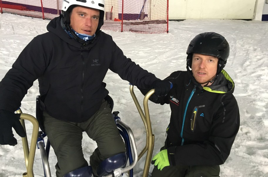 Extraordinary Skiers & Snowboarders with Disabilities