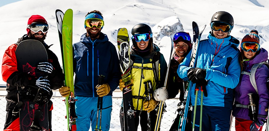 Why Groups Should Book a January Ski Holiday