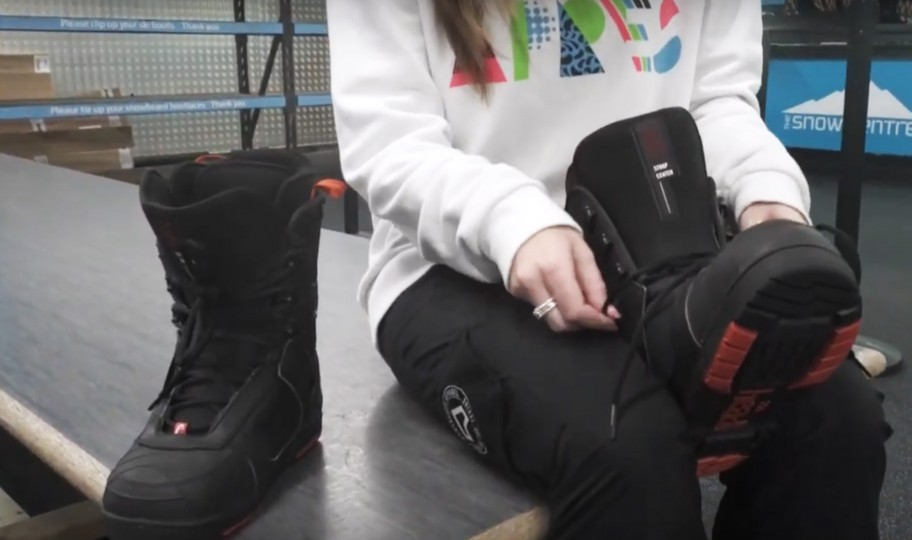 How To Fit Your Snowboard Boots
