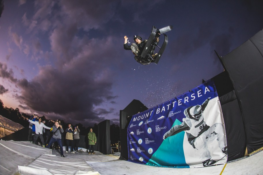 The Telegraph Ski & Snowboard Festival -  London