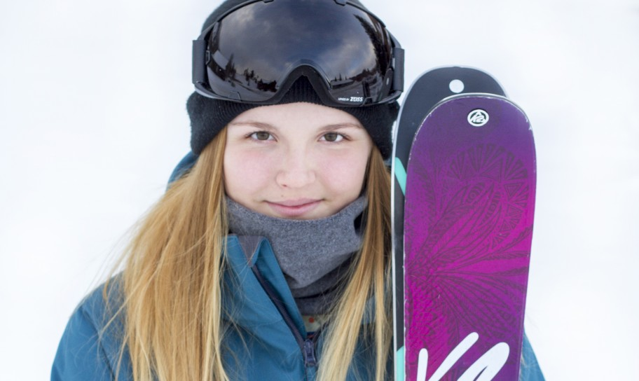 Madi Rowlands Joins The Snow Centre Pro Team!