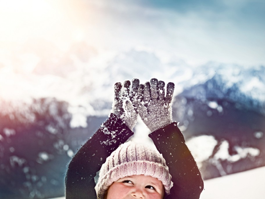 Christmas Activities For Kids – In The Snow