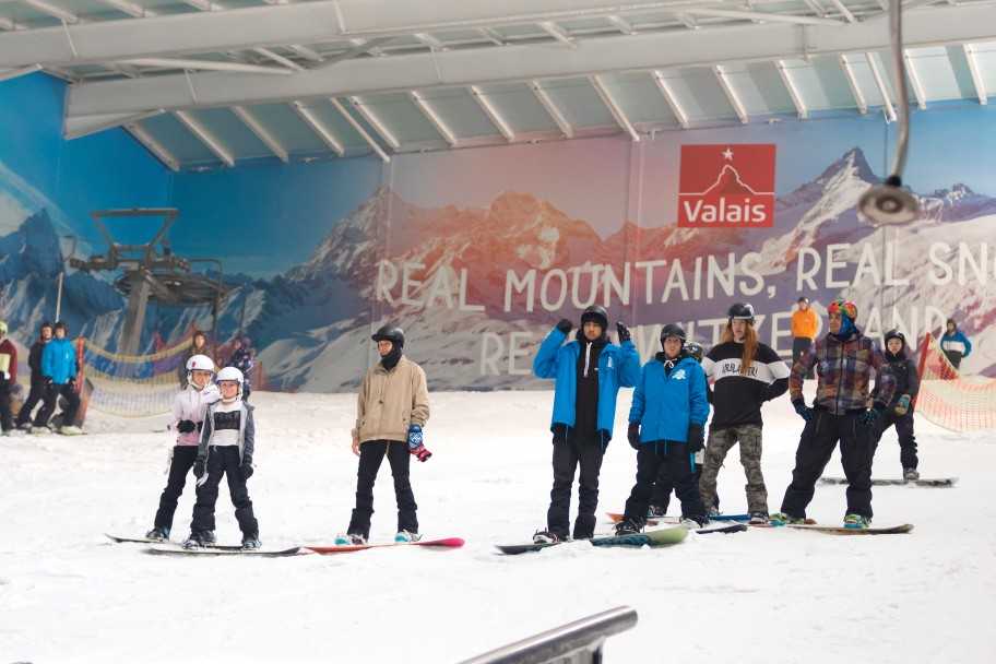 The Snow Centre are Seeking Snowsports Talent!