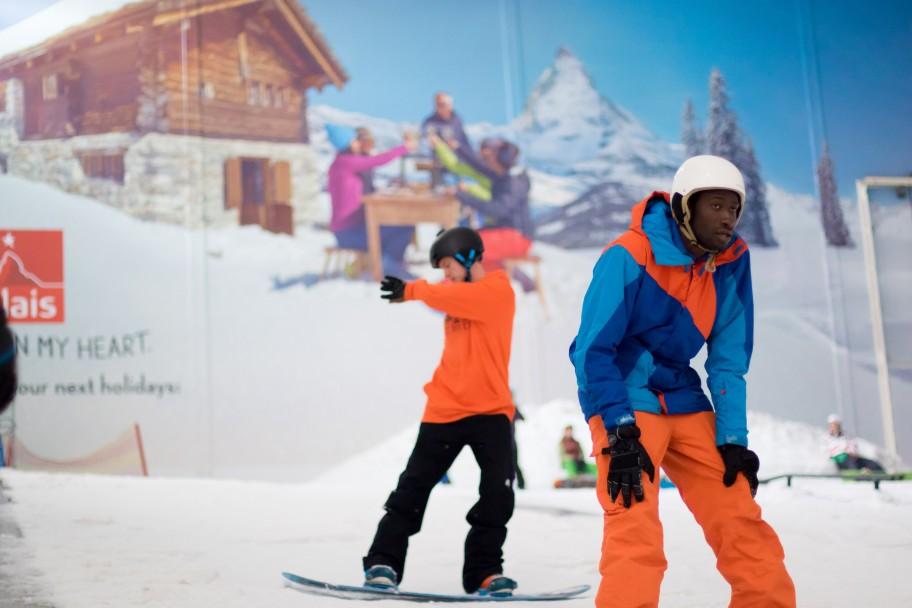 Snowboard Slang - Piste, Park & Pow
