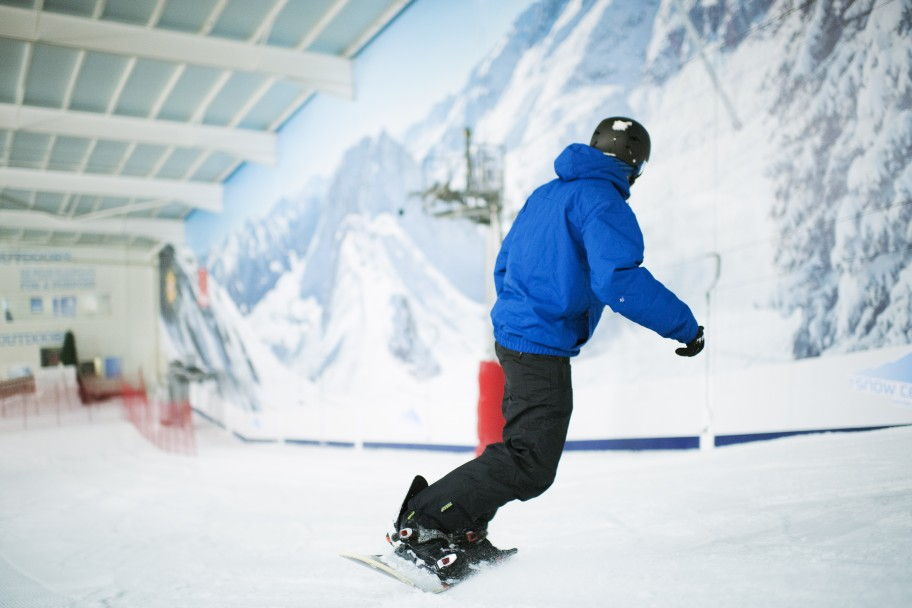 Try It Indoors 10 Snowboard Skills To Learn This Summer