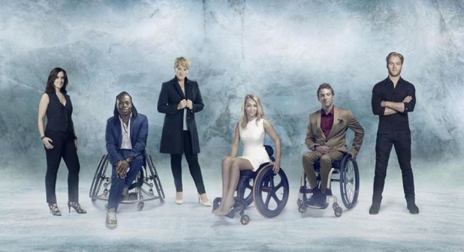 Channel 4 Presents 2018 Paralympic Winter Games from The Snow Centre