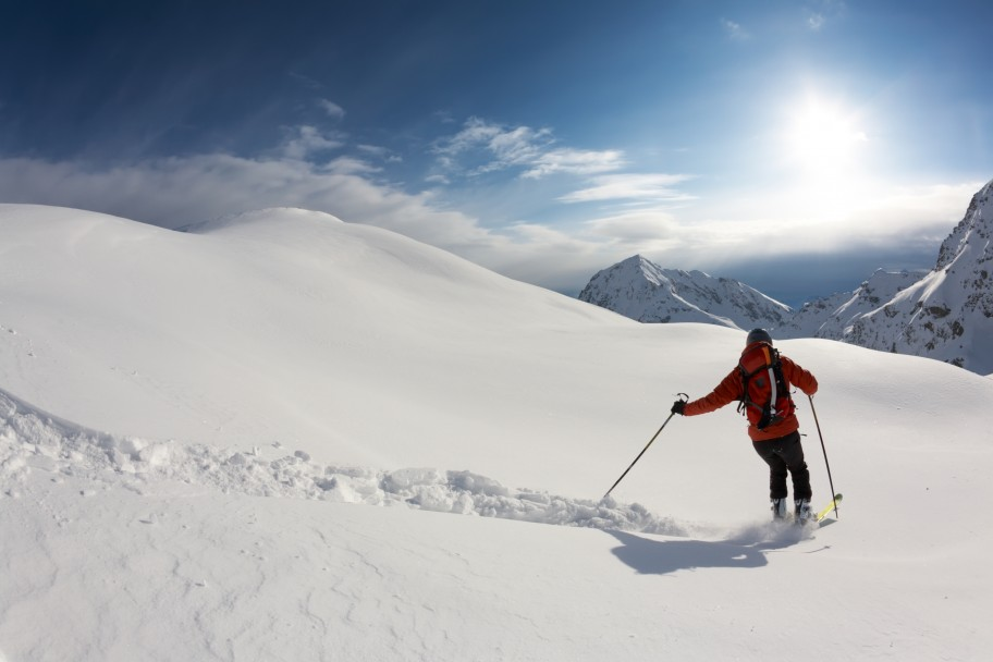 Europe's Powder - where to find it!