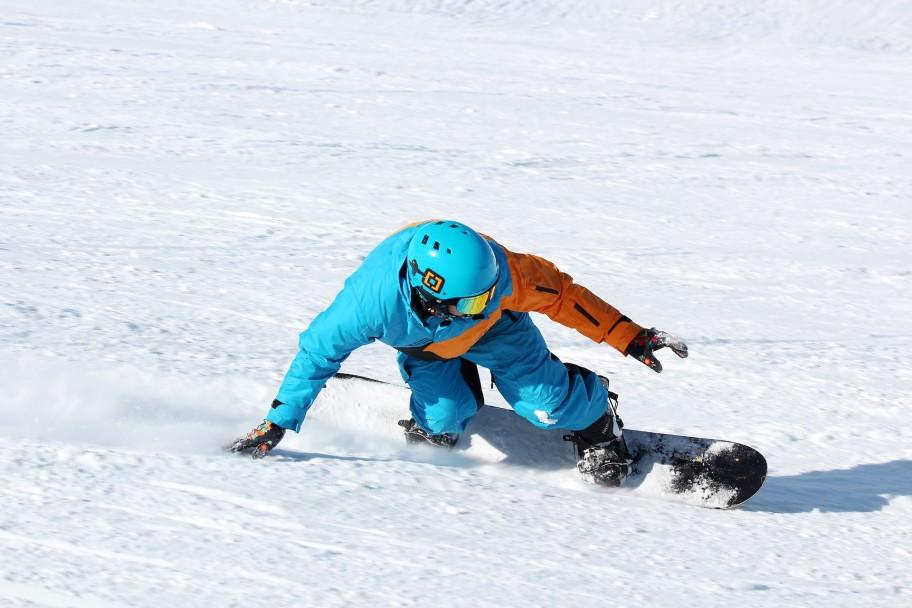 How to wax my snowboard