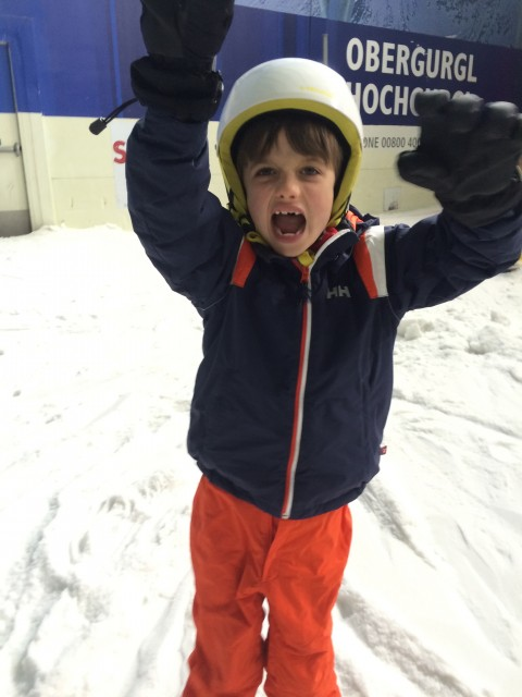 I Never Knew That Skiing Would Help My Autistic Child!