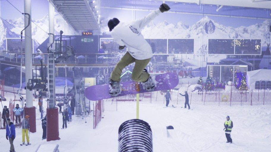 5 Steps to Get into Freestyle Skiing or Snowboarding